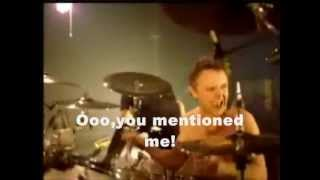 Metallica - Am I Evil? misheard lyrics