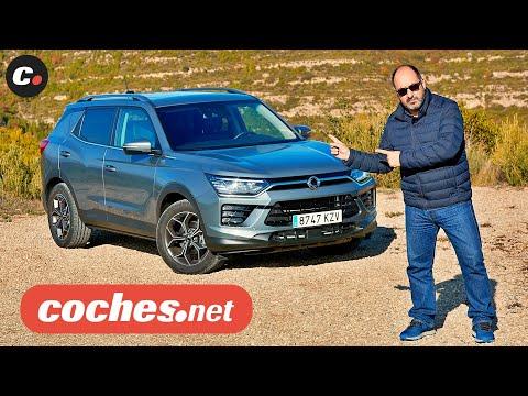 SsangYong Korando 2020 | Prueba / Test / Review en español | coches.net