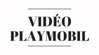 Vidéo playmobil - naissance de la petite Emilie