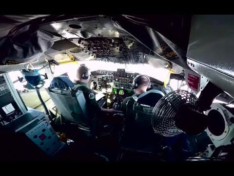DFN: A-10s Receive Fuel for Operation Guardian Blitz B-roll Package, FL, UNITED STATES, 01.30.2018