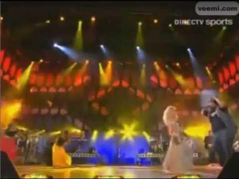 Cerimônia de Abertura da Copa do Mundo da África do Sul 2010 – Shakira – Hips Dont Lie –