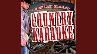 High Lonesome (In the Style of Jedd Hughes) (Karaoke Version)