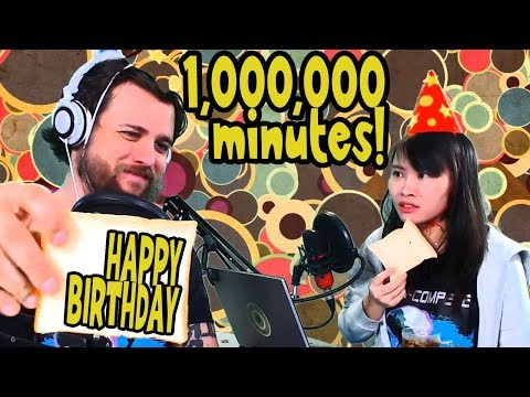 Happy Bread Day! ONE MILLION MINUTES! | BreadCast Highlights