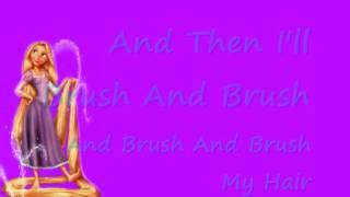 Mandy Moore - When Will My Life Begin (Lyrics Video)