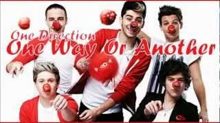 One Direction   One Way Or Another Audio