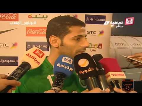 """محمد البريك - مباراة العراق لم تبدأ حتى نتحدث عن """"النرفزة"""" #برنامج_الملعب"""