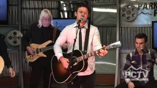 """Andrew Ryan - """"Parachute"""" Live on Park City Television"""