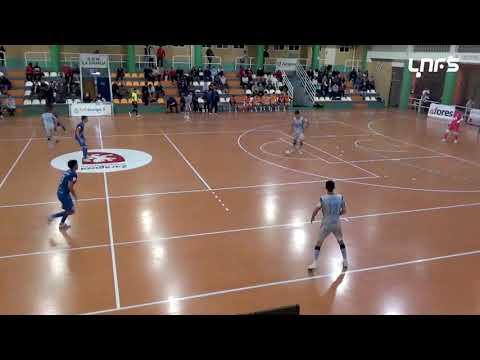 Full Energía Zaragoza 2-2 Inter B Jornada 8 Segunda División Temp 21/22