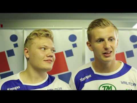 Sveinn Andri, Arnar og Örn