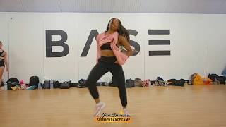 Dopebwoy - Afstand Remix (Dance Class Video) | Afro Queens x Suela Choreography | Chop Daily