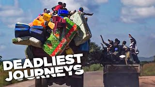 Deadliest Journeys - Congo