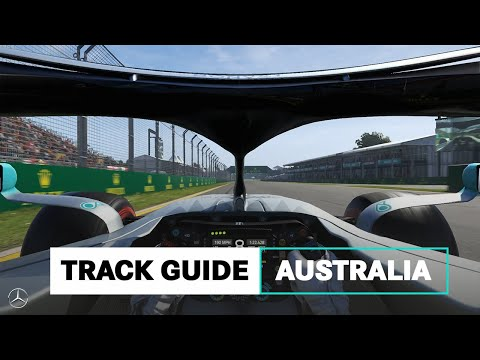 How to Master a Lap of Melbourne?s F1 Circuit!