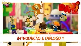 Introdução e Diálogo 1 | DVD Davi | Crianças Diante do Trono