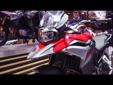 Motosx1000: Eicma 2017 Novedades BMW