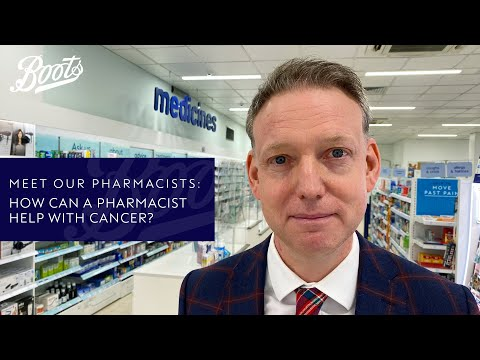 boots.com & Boots Voucher Code video: Meet our Pharmacists | How can a Pharmacist help with cancer? | Boots UK