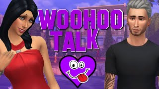 WooHooTalk - Sims 4 PILLOWTALK  Zayn Parody