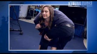 Ana's Challenge - Women Can Lift Men in Combat width=