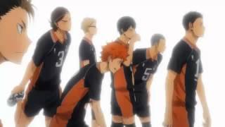 Haikyuu segunda temporada ending1 Completo OFICIA