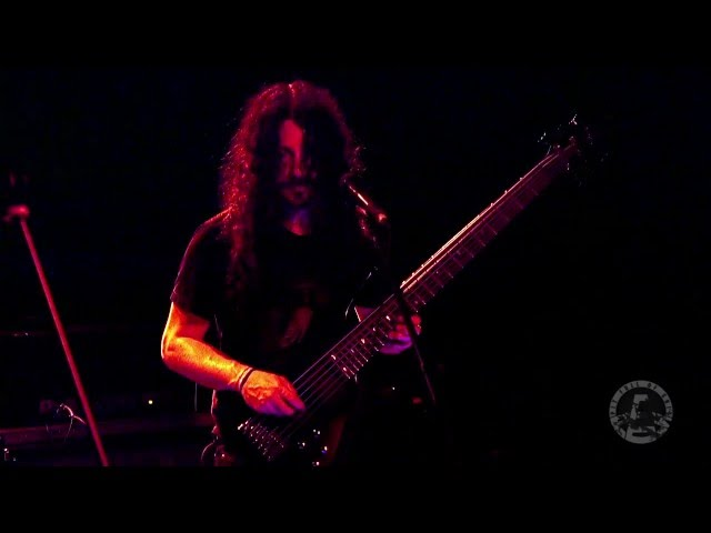 BELL WITCH live at Saint Vitus Bar, Feb. 23, 2016 (FULL SET)