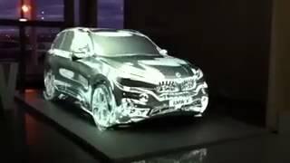 Carro com efeitos especiais