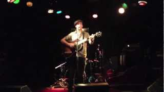 BLOWING THROUGH THE TREES by Louis Gaston (06-21-12 acoustic @ TheViperRoom)