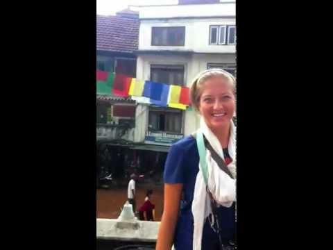 Kathmandu, Nepal – Linnea Corn – Bodhnath Stupa