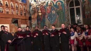 Pr. Iscru Madalin Adrian, Tronos si Mihail Buca - Pe strada din Viflaim