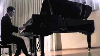 CHOPIN Estudio Op.25 nº12 - Luis Becerra -