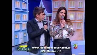 Lucas Lucco Cover - Programa do Ratinho (26.08.14)
