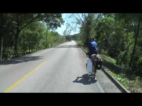 Canada to Argentina by bicycle