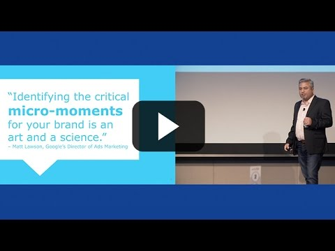 Acting on Micro-Moments