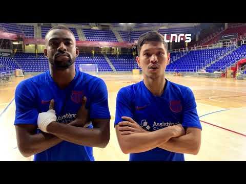 La Liga Nacional de Fútbol Sala se suma al Día Mundial contra el Racismo