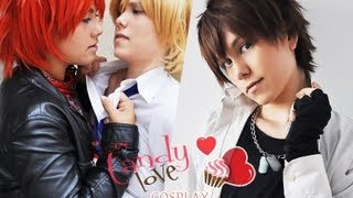 Amour Sucre Cosplay Ken/Kentin (+ Nath & Castiel YAOI) @ COSPLAY My Candy Love
