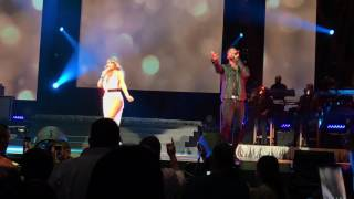 Mariah Carey live Beautiful with Jussie Smollet In Hawaii