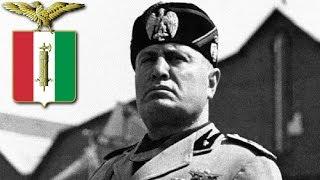 """Italian Social Republic (1943–1945 ) Patriotic Song """"Uomo Ragno Canzone della pizza"""""""