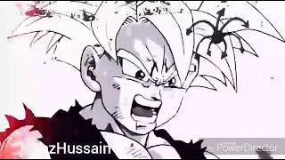 DRAGON ball intro no text