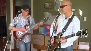 "Johnny Rivers ""Secret Agent Man"", cover by The RetrotoNZe from Christchurch, New Zealand"