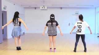 2NE1 'Falling in love' dance cover
