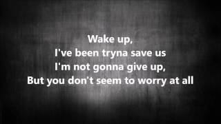 Worry - The Vamps Lyrics