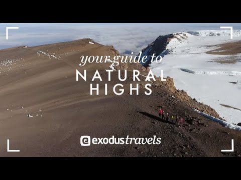 Exodus Travels - Your Guide To Natural Highs