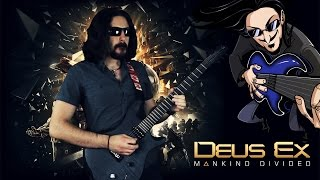 "Deus Ex: Mankind Divided - Ending Credits Theme ""Epic Metal"" Cover (Little V)"