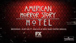 "American Horror Story Hotel ""Hallways"" Official Music Trailer  - Bury Me"
