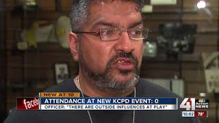 Attendance at KCPD Spanish Citizenship event: 0