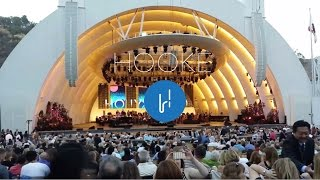 Journey Live At The Hollywood Bowl - Hooke Binaural 3D Audio vs. Smartphone Audio