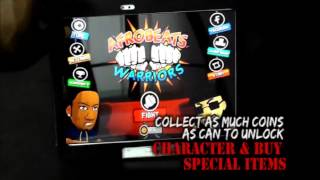 Afrobeats Warriors App Short Clip
