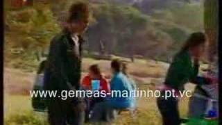 Rita e Ed - Acampamento MCA