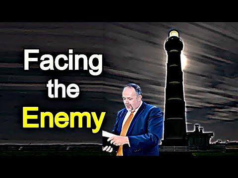 Facing The Enemy - Mark Fitzpatrick Sermon