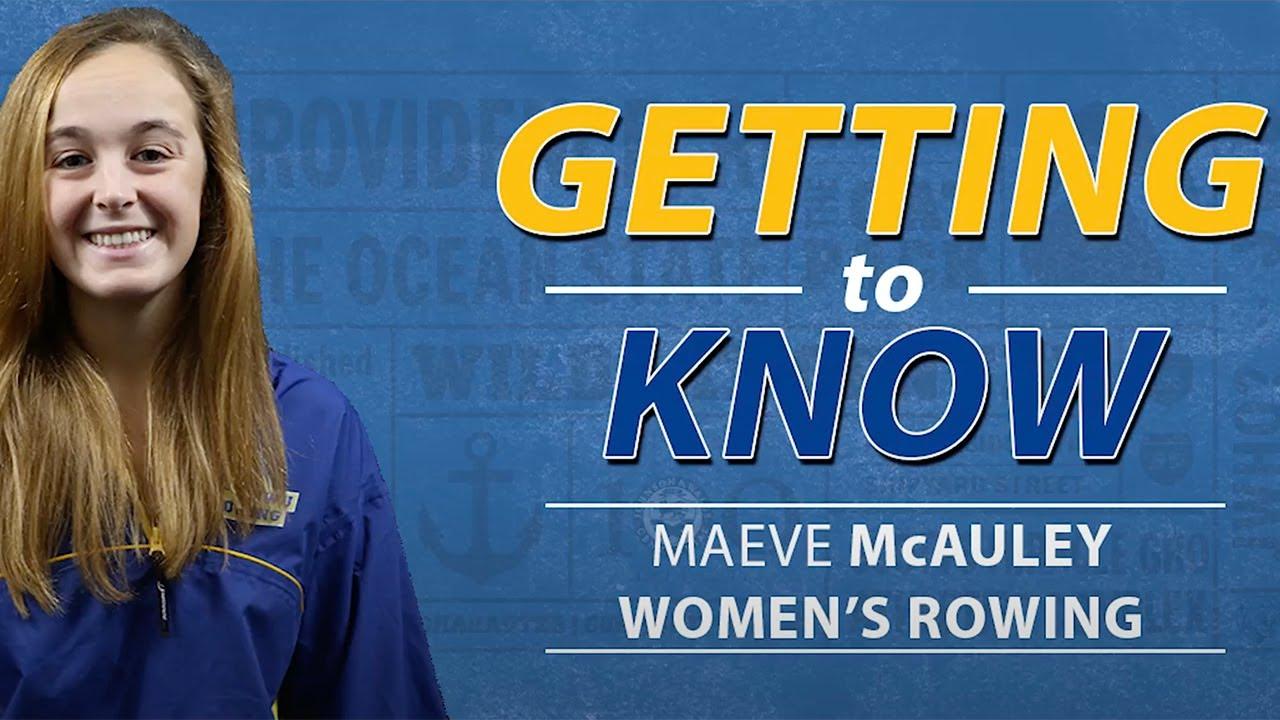 JWU Athlete: Maeve McAuley thumbnail