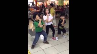 DANCING JUST DANCE