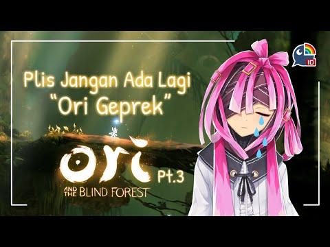 【Ori and the Blind Forest】Mencari Magis Pt.3【NIJISANJI ID】